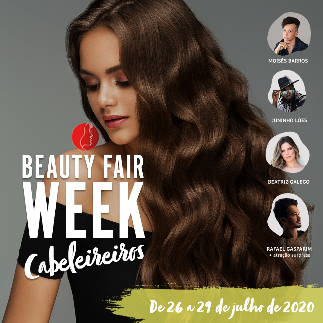 Beauty Fair Week Cabeleireiros